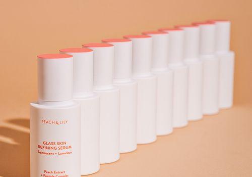 peach & lily glass serum review
