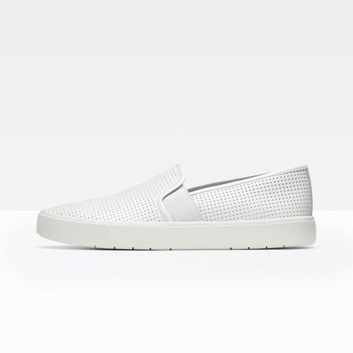Perforated Leather Blair Sneaker ($195)
