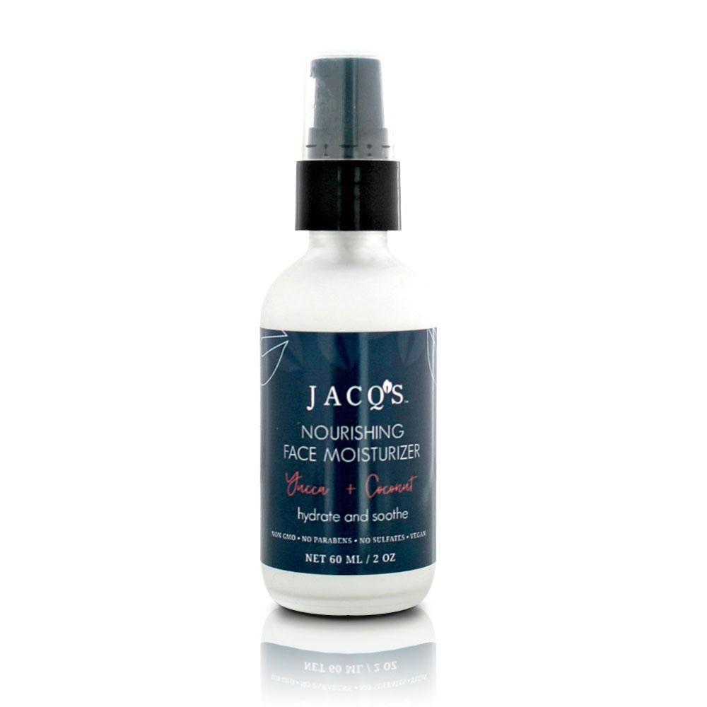 Jacq's Organics Nourishing Face Moisturizer