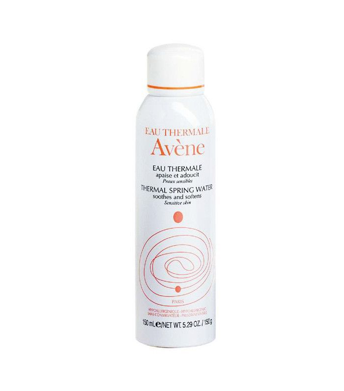 How to apply foundation: Avène Eau Thermale