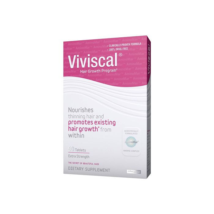 Viviscal Extra Strength - best hair vitamins