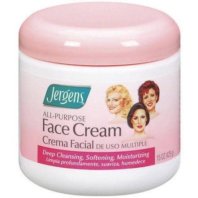 Jergens All-Purpose Cream Face Moisturizer