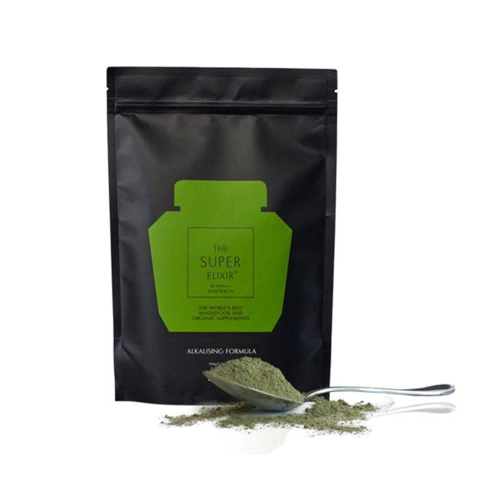 Alkaline diet: The Super Elixir Alkalising Greens