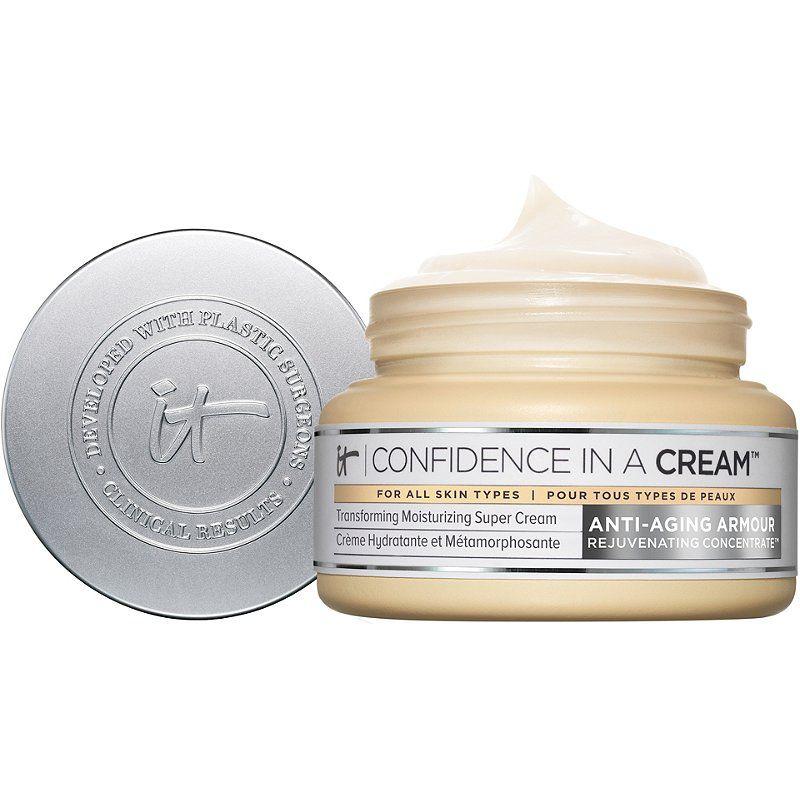 It Cosmetics Confidence In a Cream Anti-Aging Moisturizer