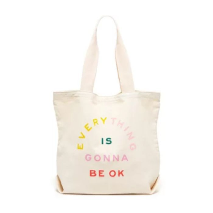 eco products: Bando Everything Is Gonna Be Ok Tote Bag