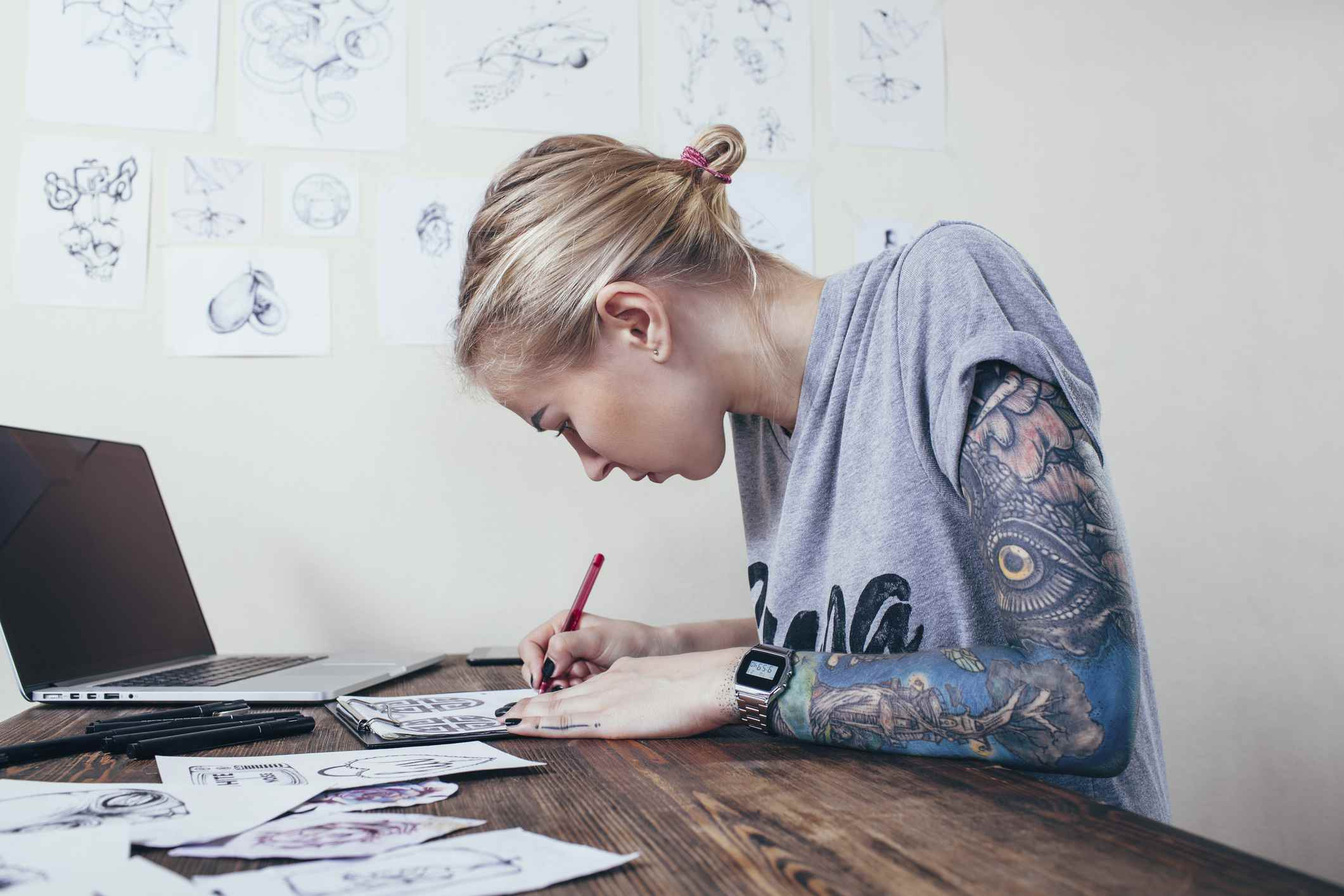 Personal Guide to Designing Your Own Tattoo