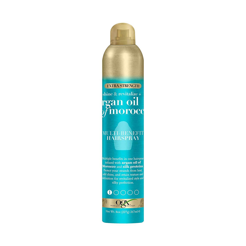 OGX Argan Oil of Morocco Multi-Benefit Hairspray