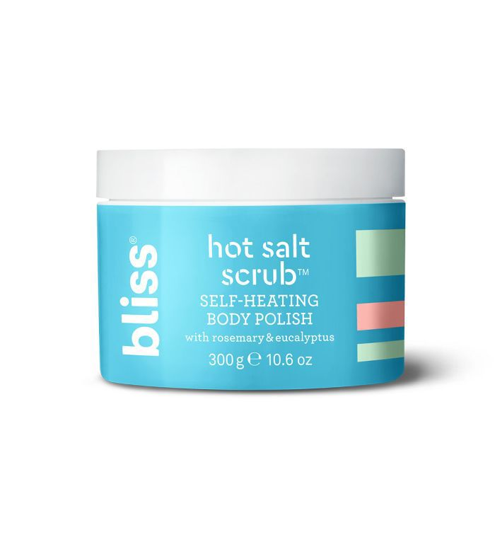 Bliss Hot Salt Scrub Self-Heating Body Polish