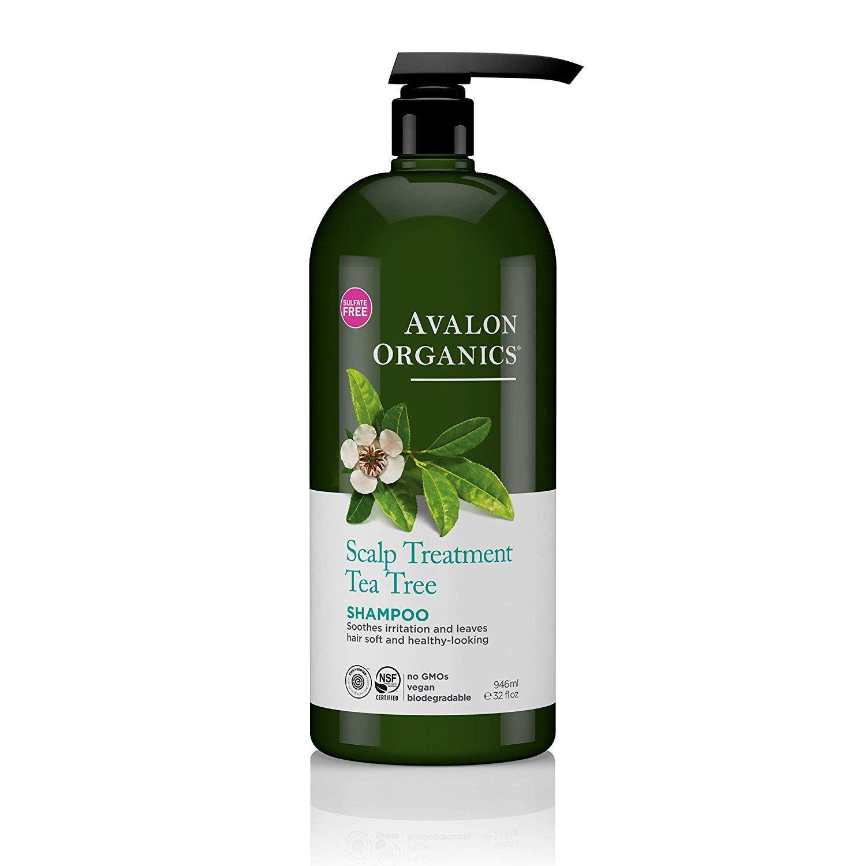 Avalon Organics Scalp Treatment Shampoo