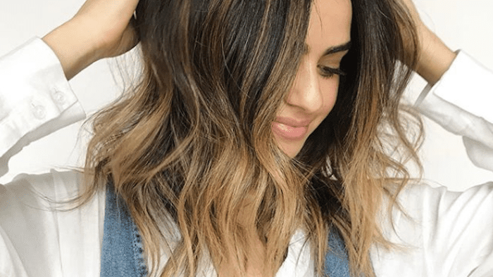 50 Stunning Highlights For Dark Brown Hair