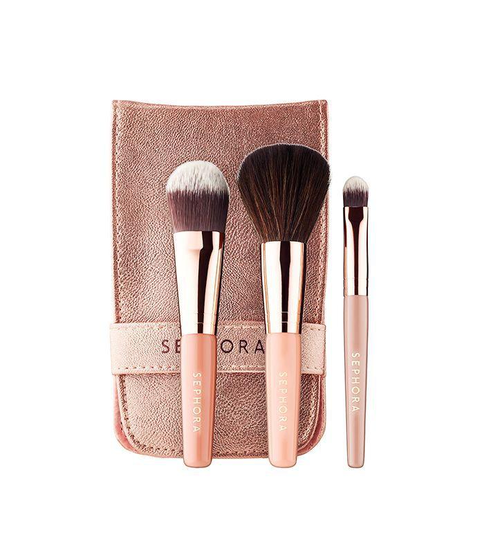 sephora collection brush set - makeup tips