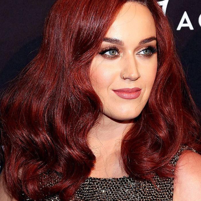15 Celebs Who Made Dark Red Hair Colours Look So Badass