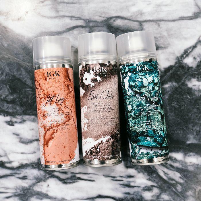 Dry shampoo hacks