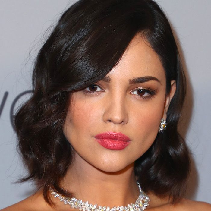 These Are the Best Hairstyles for Diamond-Shaped Faces