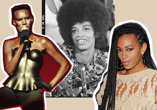 Black hair history