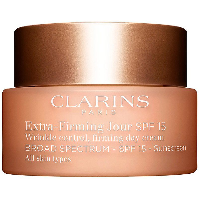 Clarins Extra-Firming Wrinkle Control Firming Day Cream SPF 15