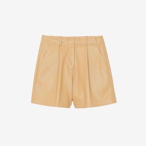 The Frankie Shop Manon Pleated Shorts