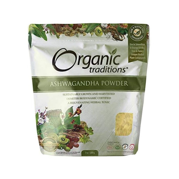 Organic Tranditions Ashwagandha Powder