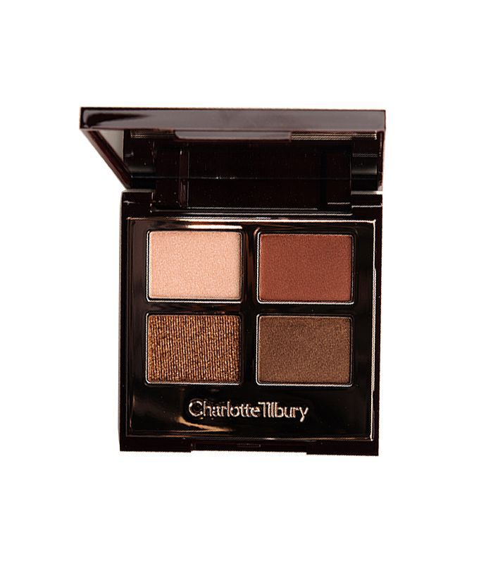 'Luxury Palette' Colour-Coded Eyeshadow Palette -