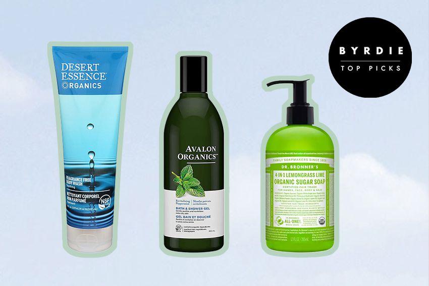 Organic Body Washes