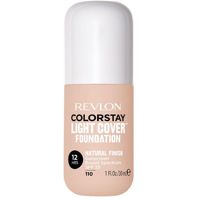 Revlon ColorStay Light Cover Liquid Foundation