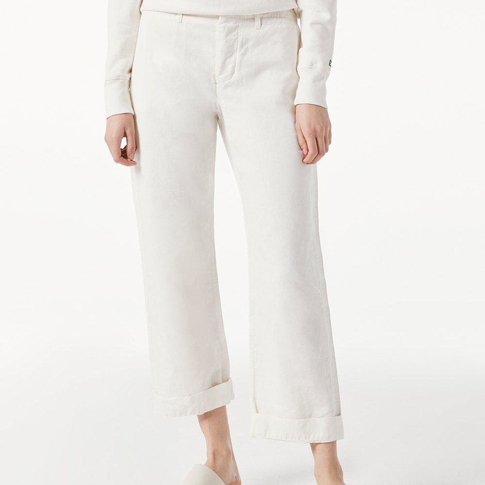 Frame Le Tomboy Trouser Cuffed