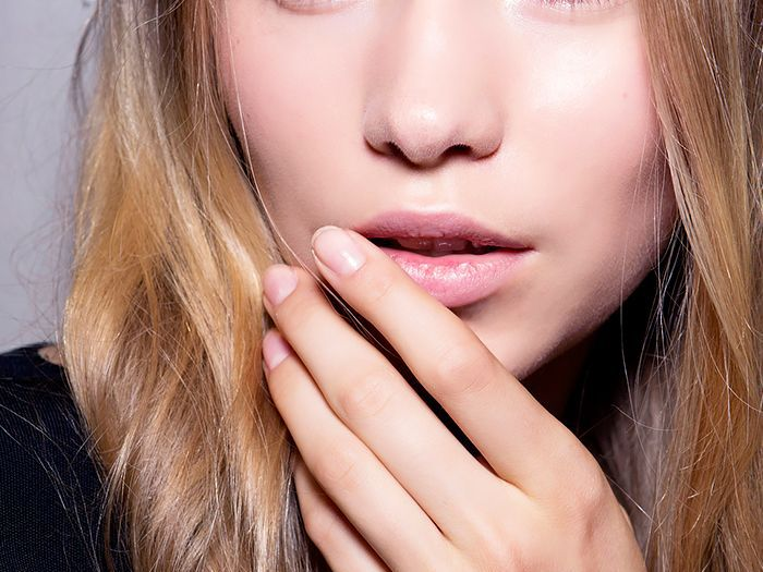 This Is Why Lips Thin With Age—and How to Address