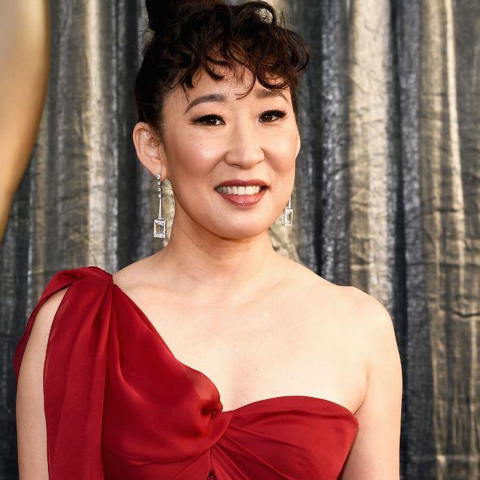 Sandra Oh SAG Awards 2019
