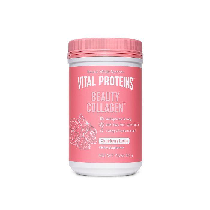 Beauty Collagen - Strawberry Lemon 11.5 oz/ 325 g