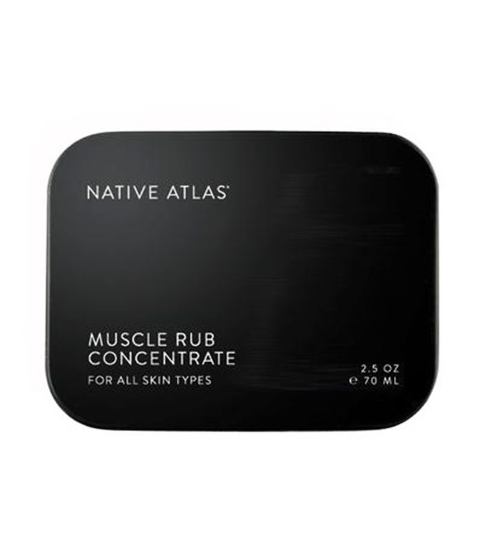Fitness gifts for her: Native Atlas Muscle Rub Concentrate