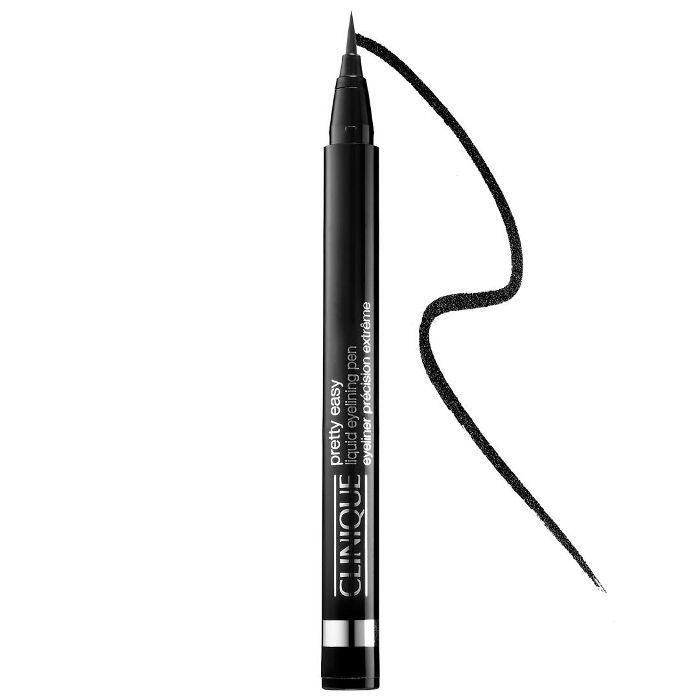 Pretty Easy Liquid Eyelining Pen 01 Black