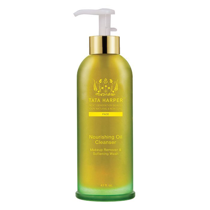 eco-friendly packaging: Tata Harper Nourishing Oil Cleanser