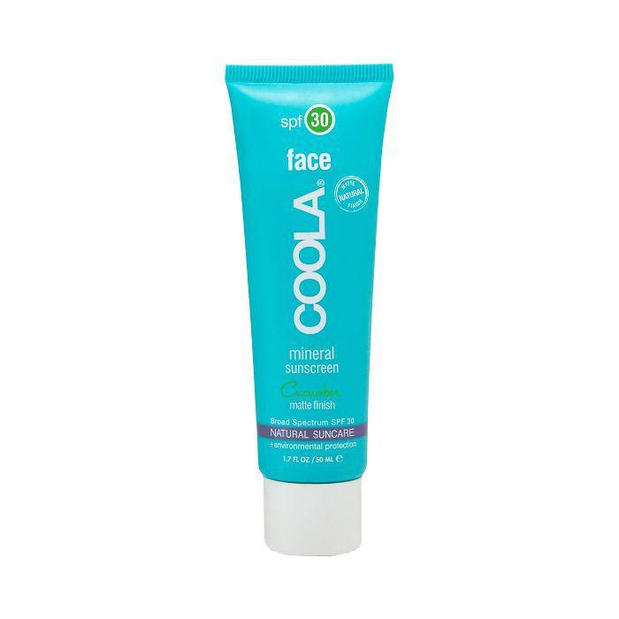 Coola Face SPF 30 Cucumber Moisturiser