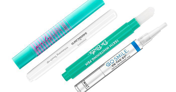The 9 Best Teeth Whitening Pens Of 2020