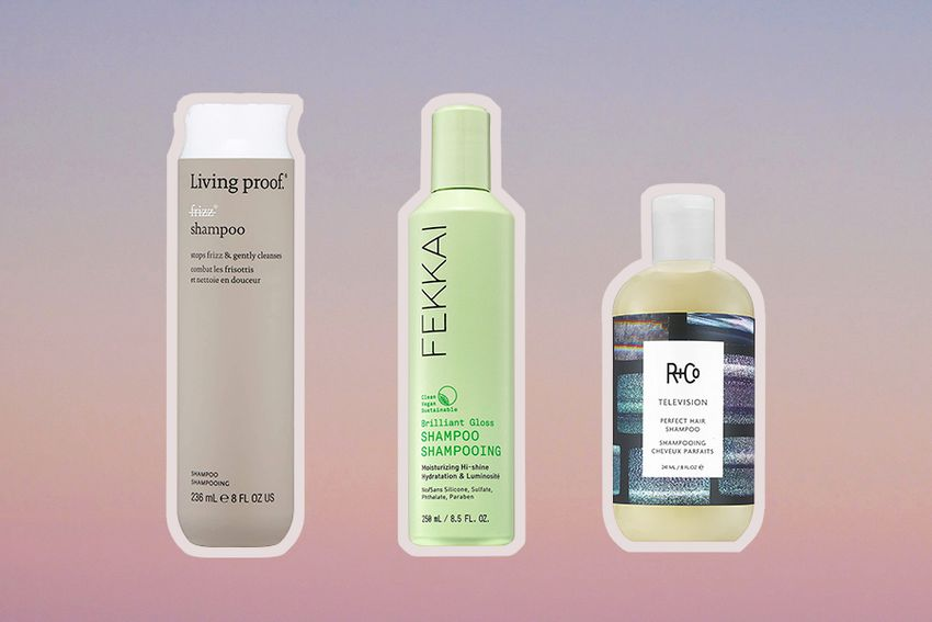 Best Shampoos for Frizzy Hair