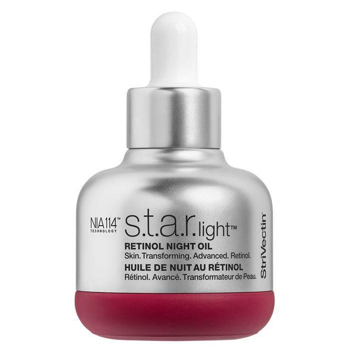 What is bakuchiol: Strivectin S.T.A.R. Light Retinol Night Oil