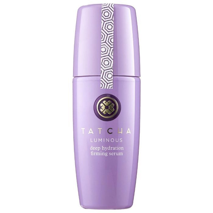 Hydrating Products: Tatcha Luminous Deep Hydration Firming Serum