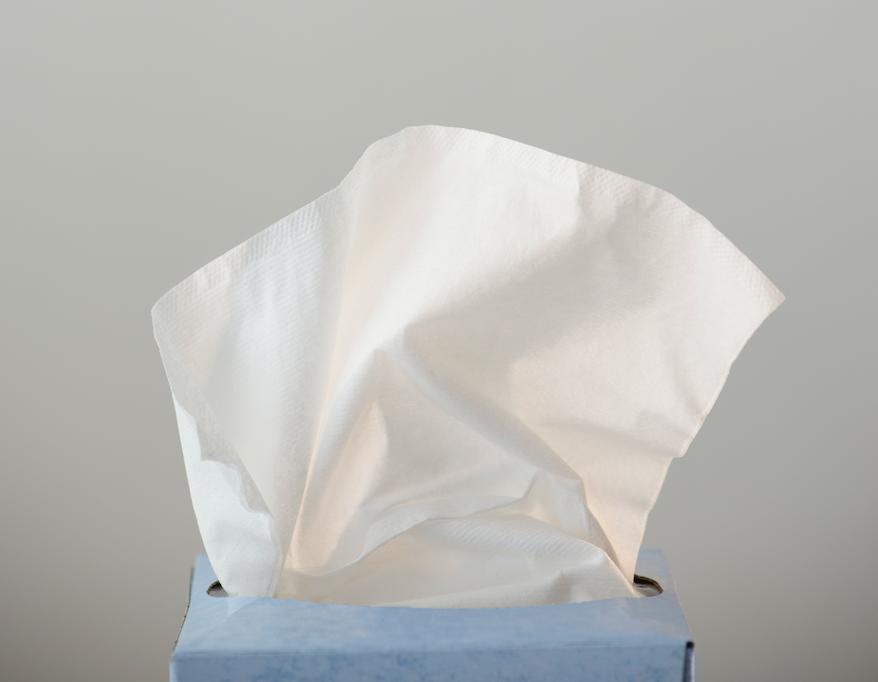 Moisturizing Tissues