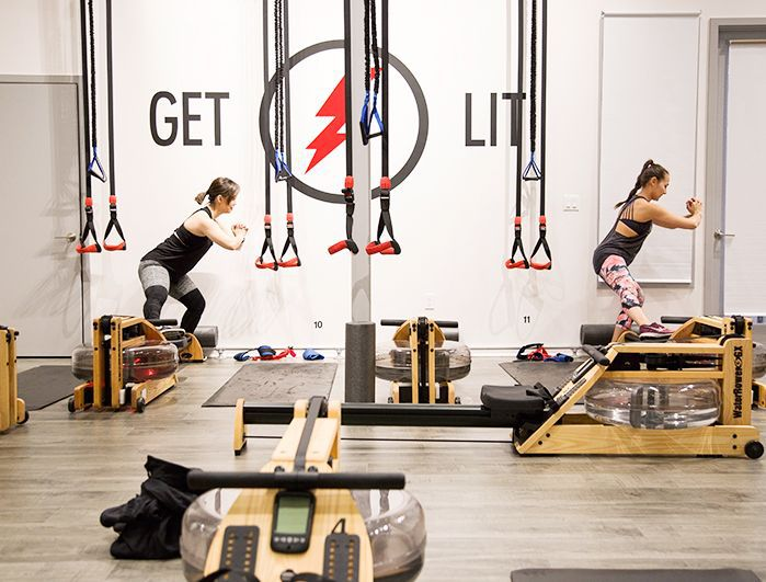 LIT Method Exercise Class