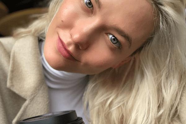 Karlie Kloss Platinum