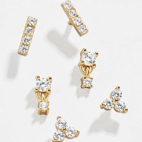 Lottie 18K Gold Earring Set ($68)