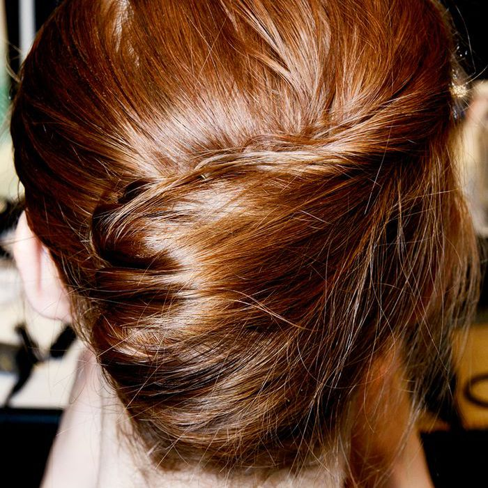 A model with a french twist
