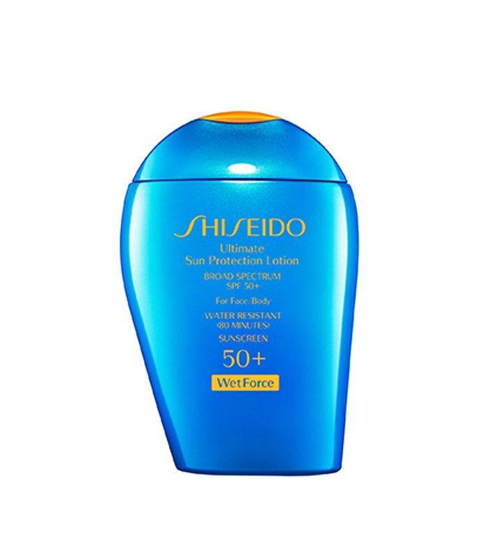 Shiseido WetForce Expert Sun Protection Lotion SPF 50+