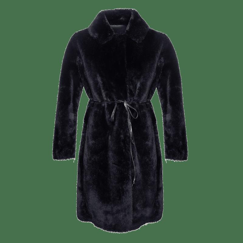 Teddy Reversible Coat