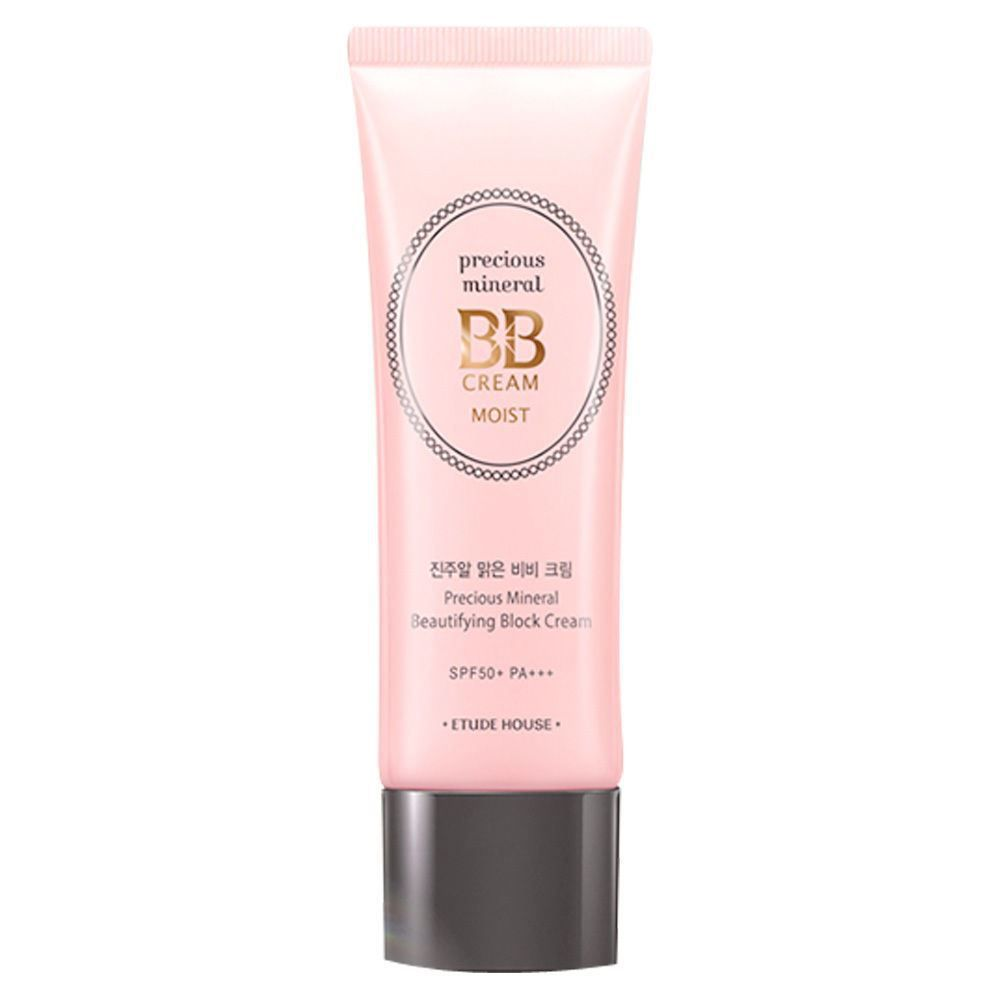 Etude House Precious Mineral BB Cream Moist