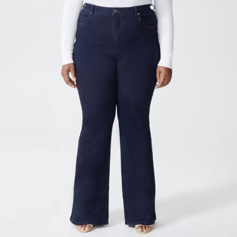 Sava High Rise Flare Jeans