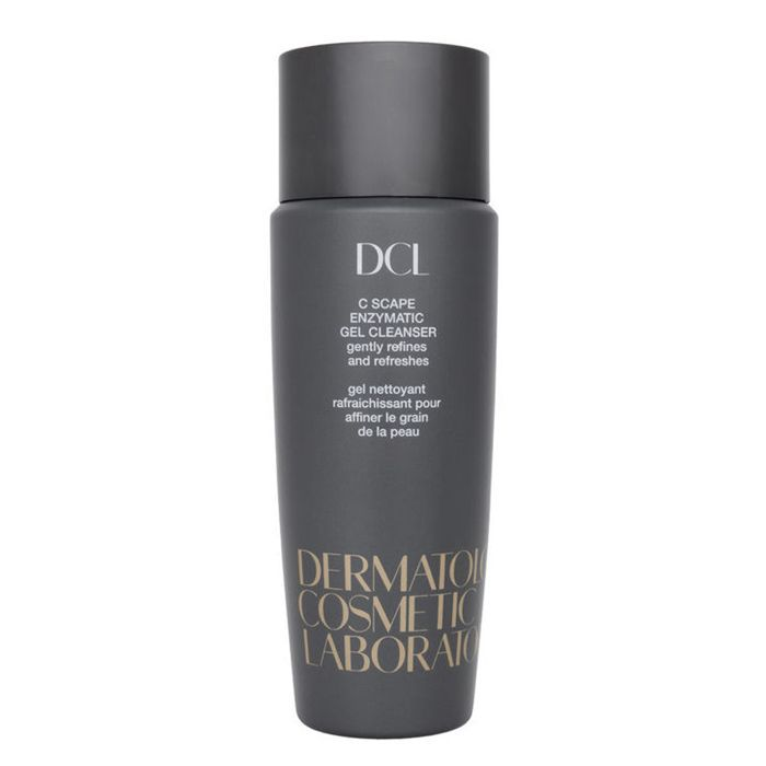 dcl skincare reviews: DCL C Scape Enzymatic Gel Cleanser