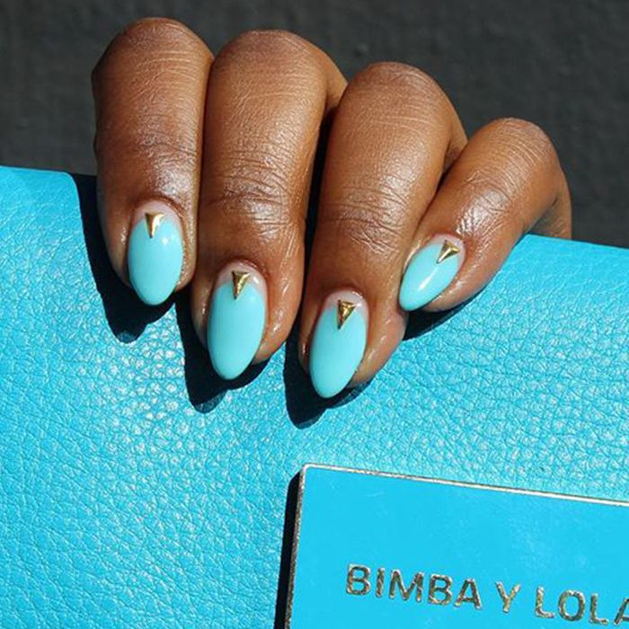 7486be3cd 15 Nail Colors That Look Especially Amazing on Dark Skin
