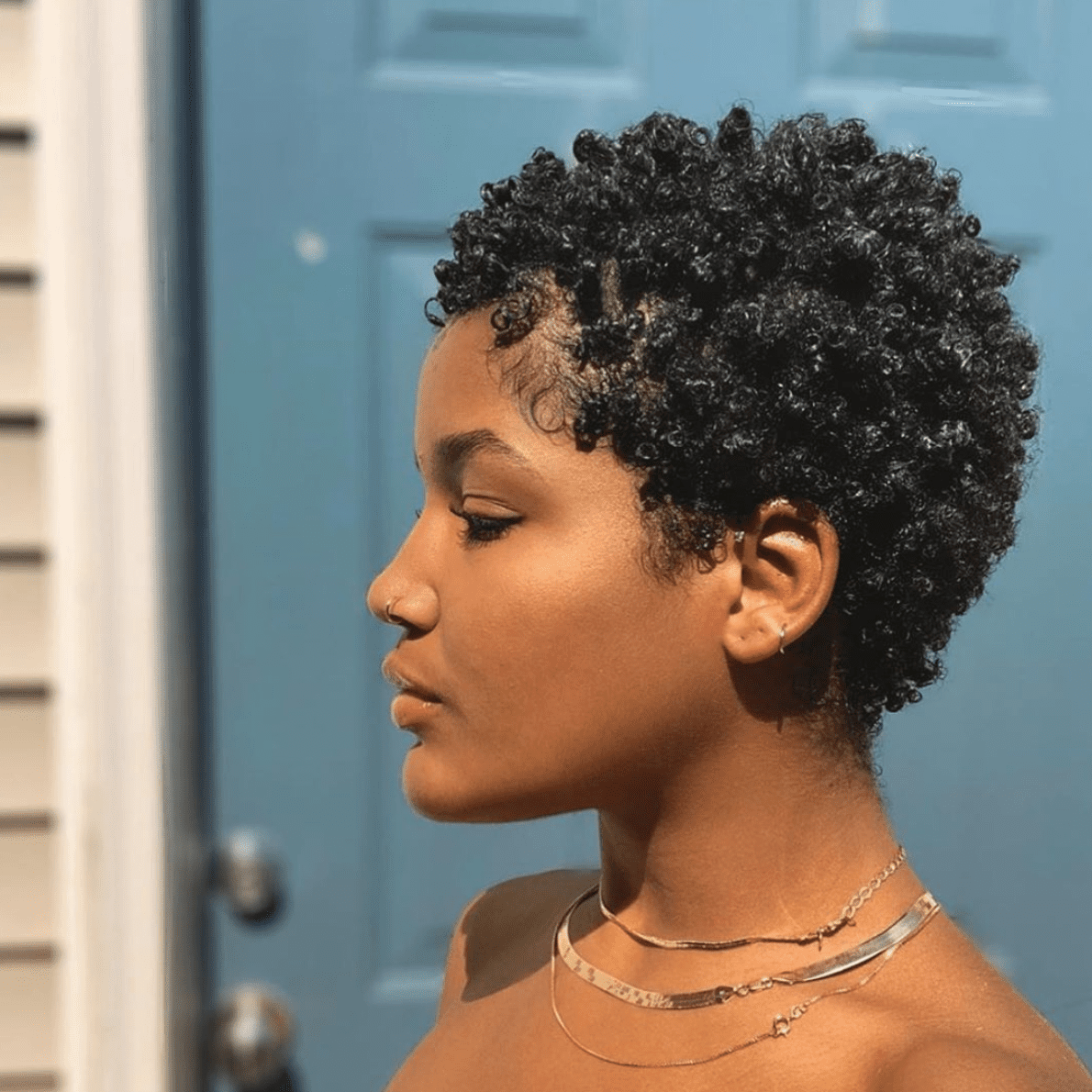 How To Use A Hair Sponge For Short Natural Hair