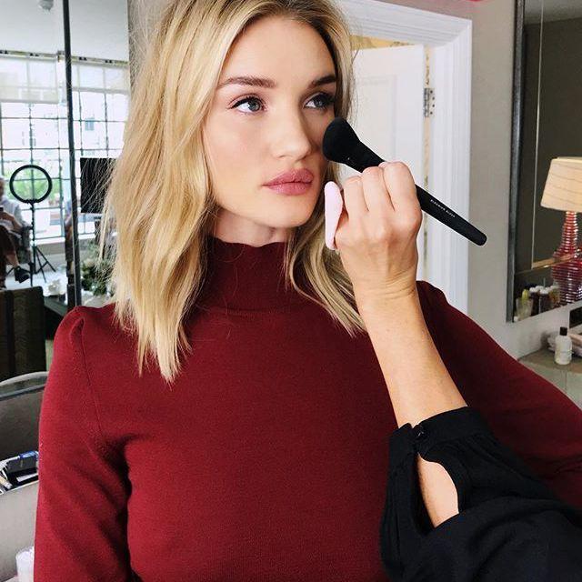 Rosie Huntington-Whiteley - Makeup Artist